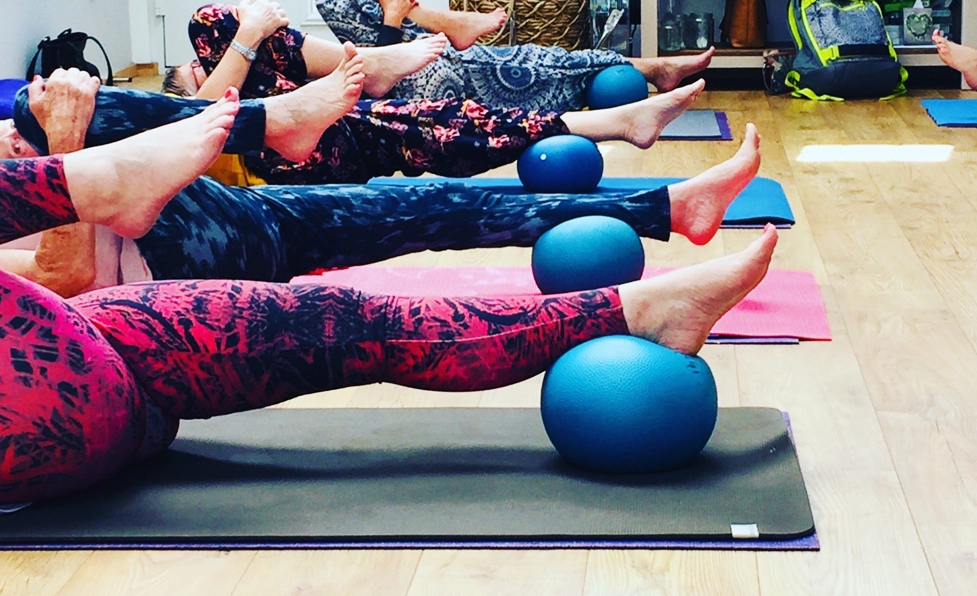 Angi Ward Pilates at The Yoga Shed Wickham