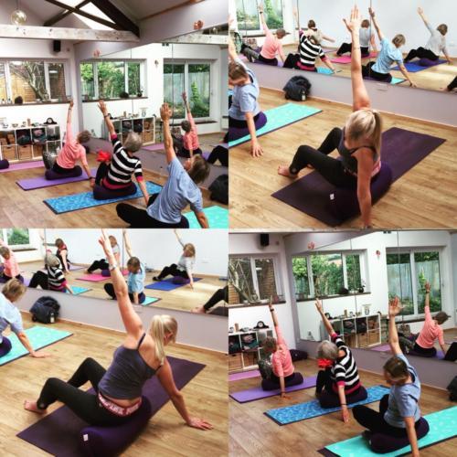 The Yoga Shed - Angi Ward Pilates