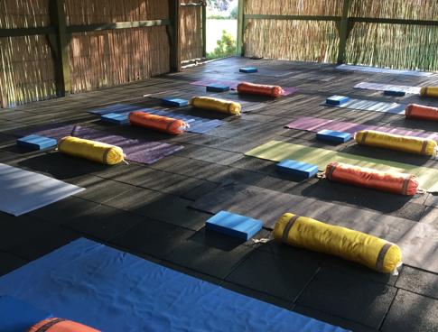 Pilates and Yoga Retreat at The Grenadine Lodge, Turkey